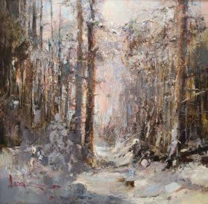 «Зимняя сказка», Ляпин Роман