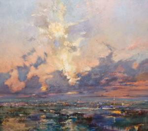 «Просвет над горизонтом», Ляпин Роман