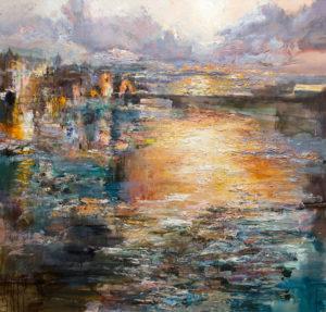 «Золотой закат», Ляпин Роман