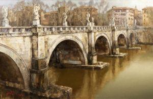 «Мост Святого Ангела», Ляпин Роман