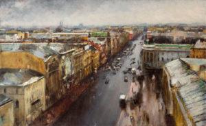 «Невский. Дождь», Ляпин Роман